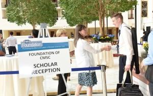 2016 FCMSC Scholar Reception