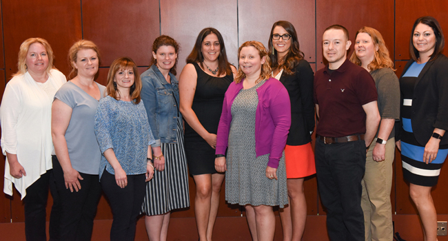 2017 June Halper Nurses Annual Meeting Scholars