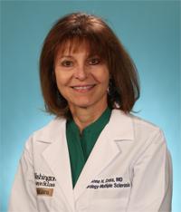 Anne Cross, MD, Senior CMSC Member-at-Large